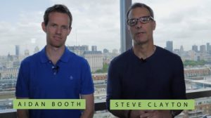 Steve Clayton and Aidan Booth on Incognito Affiliate