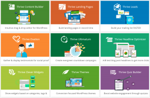 Thrive Themes Makes Incredible WordPress Themes and Plugins for Increased Optimization and Conversions